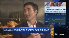 Chipotle's new CEO on the chain's No. 1 priority