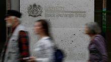 LSE gets U.S. nod for Refinitiv deal
