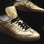 Adidas' LAFC Gold Sneakers Are First-Ever Custom Pairs For MLS Club