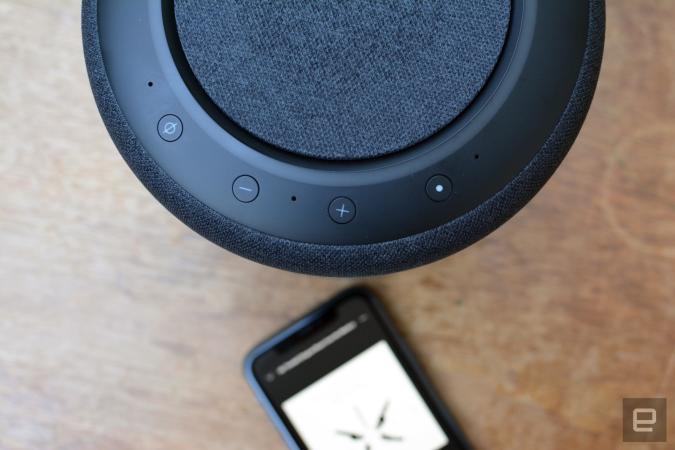 Amazon Echo Studio smart speaker