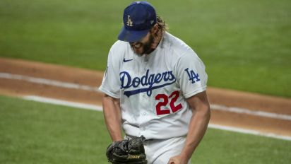 Kershaw heading towards epic redemption moment