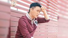 Julian Cheung admits challenges of filming in summer