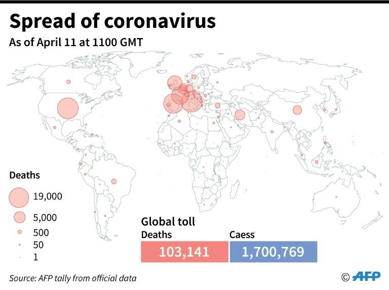 Coronavirus: 'Sombre day' as United Kingdom deaths hit 10,000