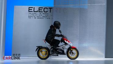 打破電動機車的「模組化」設計,KYMCO F9是否在台銷售評估中