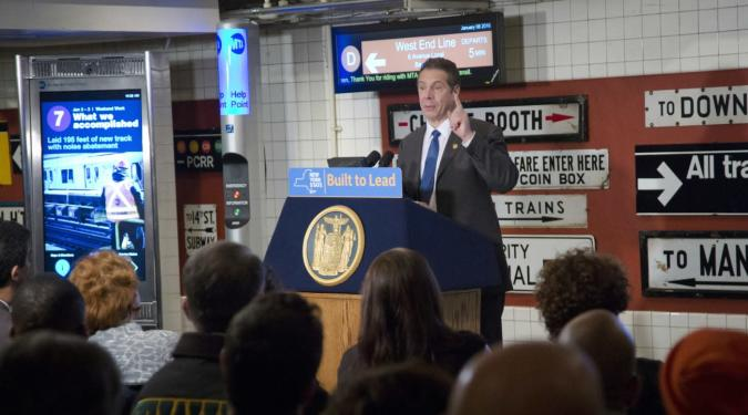New York City's whole subway system gets WiFi in 2016