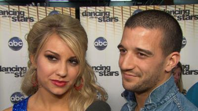 Mark Ballas Is 'Looking Forward To' 'Idol's' Pia Toscano Performing On 'Dancing With The Stars' (April 19, 2011)