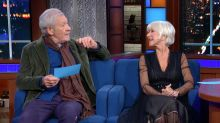 Ian McKellen, Helen Mirren Act Out Trump's Ukraine Call And It's Perfect