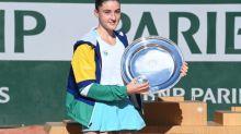Tennis - Juniors - Elsa Jacquemot et Harold Mayot n°1 mondiaux en Juniors