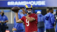 Matthew Stafford shares his first impressions of training camp with the Rams