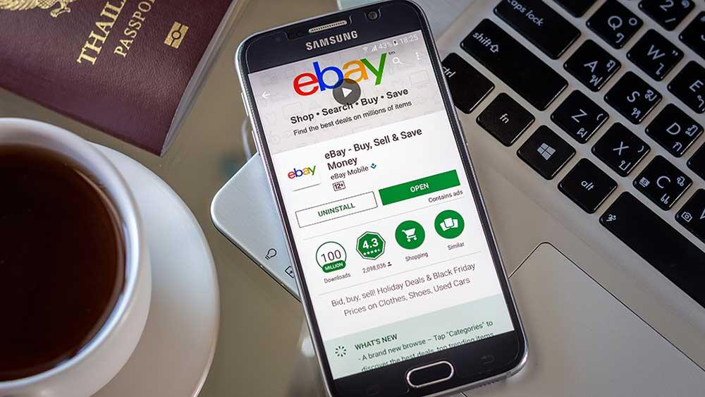 Ebay Stock Jumps On Report Nyse Owner Made A Buyout Offer