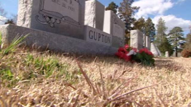 Vandals target Franklin County cemetary