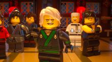 How 'Lego Ninjago Movie' could have turned X-rated