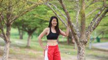 Singapore #Fitspo of the Week: Cerigwen Ng