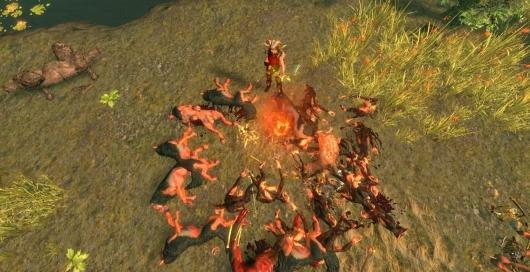 Massively Exclusive: Previewing Path of Exile's Tora, Master of the Hunt