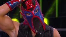 AEW: Maskierter Rückkehrer entscheidet Main Event