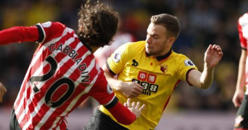 Foot - ANG - Everton - Prêté par Everton, Cleverley restera à Watford