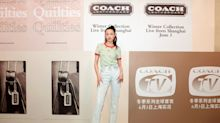 Coach returns to runway with debut of Winter Collection in China