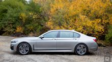 2020 BMW 745e review