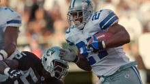 Twitter roasts Cowboys for claiming Eddie George as their own legend