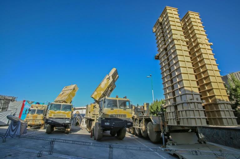 Iran Showcases New Long-Range Missile System