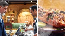MasterChef contestant responds to viewers saying he cooks 'too much curry'