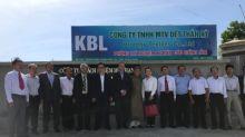 Kraig Biocraft Laboratories Celebrates the Opening of Prodigy Textiles Co. Ltd., Facility in Quang Nam, Vietnam