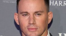 Channing Tatum takes selfies with fans in a wild night on the town