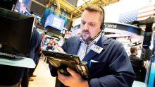 Wall Street sigue mixto a media sesión y el Dow Jones baja un 0,45 %