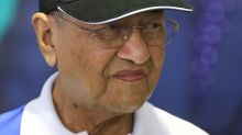 Dr M says surprised PAS can cooperate with 'infidel' Umno