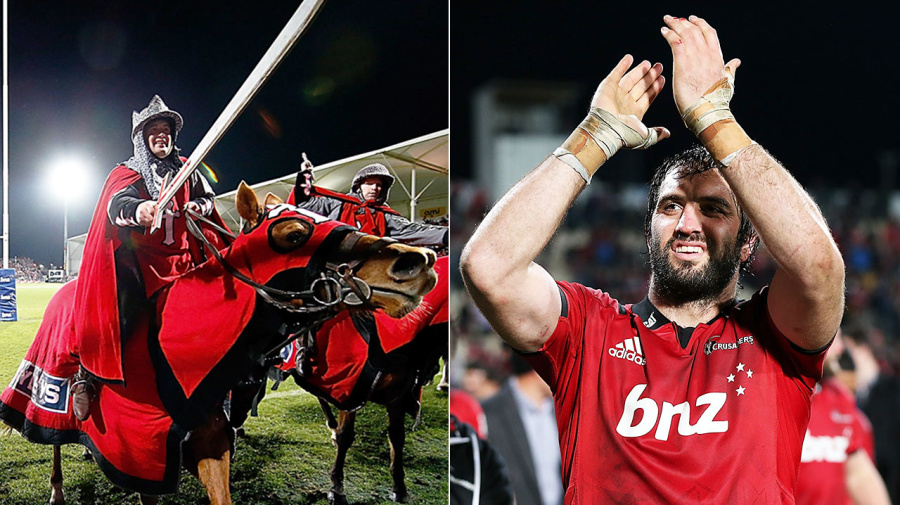 NZ government backs Crusaders name change talk