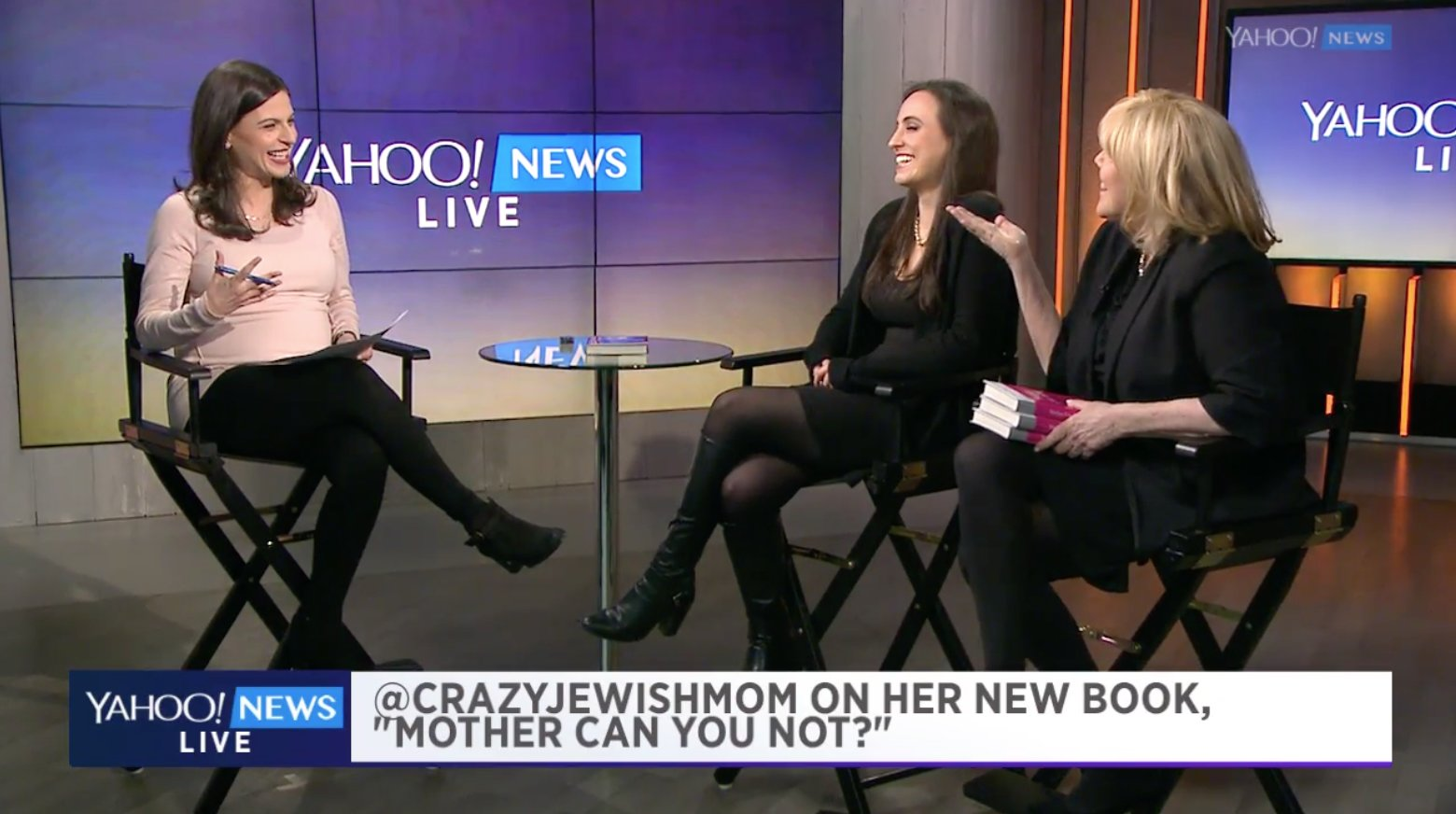 Yahoo news - Mother And Daughter Behind Viral Instagram Crazy Jewish Mom Talk Love Sex And Politics