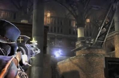 Video reveals 'Blood Dust,' a canned multiplayer shooter from Visceral Melbourne