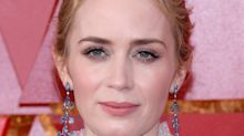 Emily Blunt says she received backlash for joking about Donald Trump