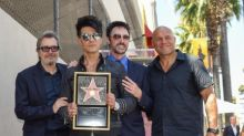 Illusionist Criss Angel gets Hollywood star, says inspired by Houdini