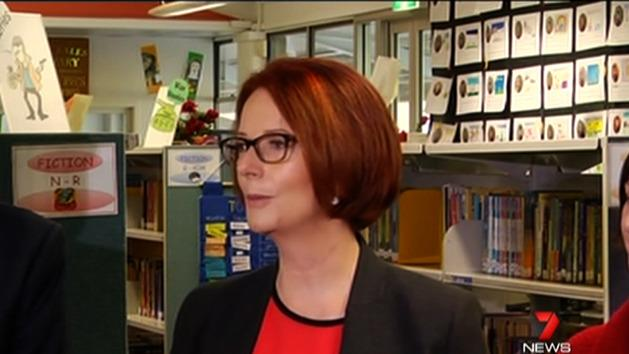 PM Gillard called to apologise