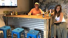 'You feel like you're being social — and responsible': Meet the people who are turning garages into mini-bars