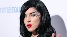 Even when Kat Von D promotes her eyeliner, she gets slammed for anti-vaccination stance