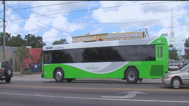 Metro Rapid bus route debuts in Hillsborough County
