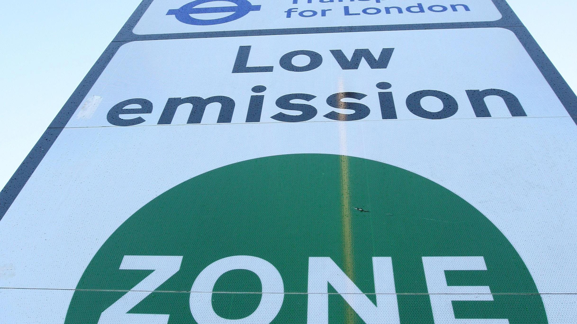 london introduces emission based tariffs - HD 2436×1370