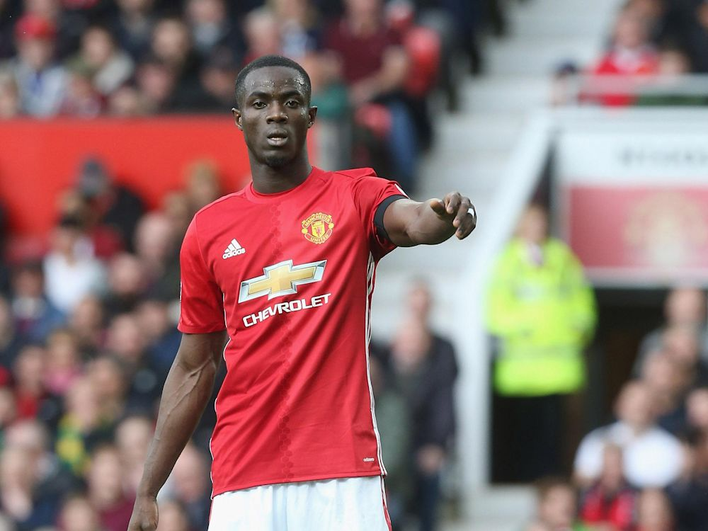 Bailly has impressed in his debut season at Old Trafford: Man Utd via Getty Images