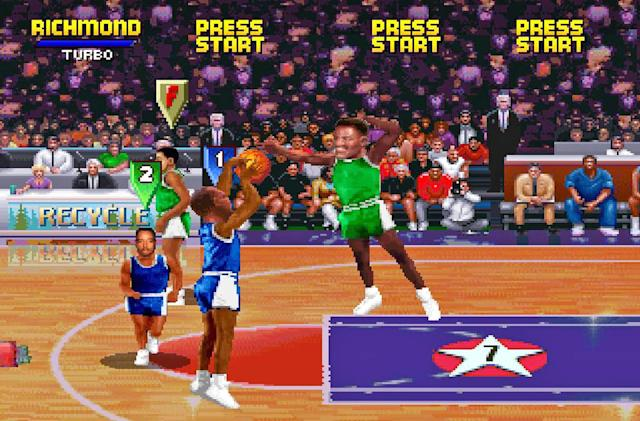 Recommended Reading: Please bring back 'NBA Jam'