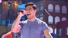 Carlos Rivera y el 'error no error' de su interpretación del Himno Nacional