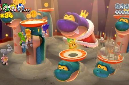Nintendo outs release dates for Super Mario 3D World, DK Tropical Freeze