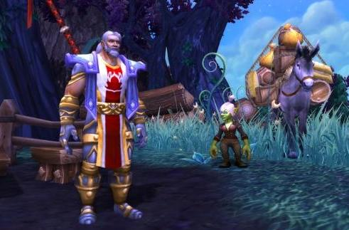 World of Warcraft's garrisons will send Leeroy Jenkins to protect you