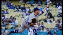 Behind Kolby Allard, Rangers seek bounce-back win over Twins
