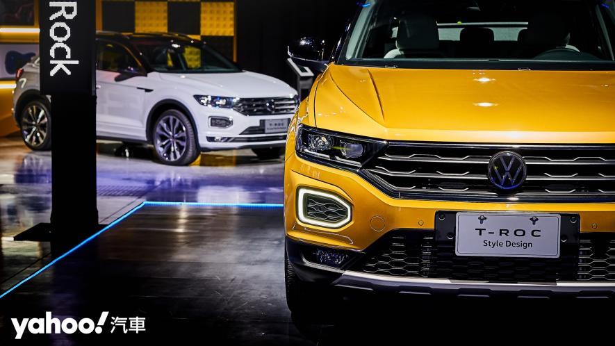跨界無需等待、微高小鋼炮正式駕到!2021 Volkswagen T-Roc在台上市104.8萬起! - 3
