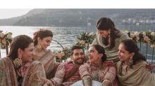 Pics: What went down at the mehendi ceremony of Deepika & Ranveer