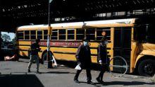 Schulen in mehreren New Yorker Vierteln müssen wieder schließen