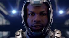 John Boyega beefs up the first Pacific Rim: Uprising poster