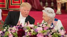 Donald Trump promised the Queen he wouldn't reveal what they discussed during state visit